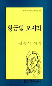 황금빛 모서리 (문학과지성 시인선 130)