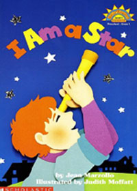 I AM A STAR (SCHOLASTIC READER LEVEL 1)
