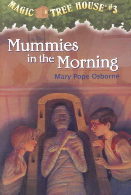 Mummies in the morning   표지