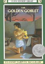 (The) golden goblet = 황금 소년 라노페르 : [영어도서] 표지