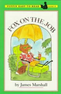 Fox on the Job 표지
