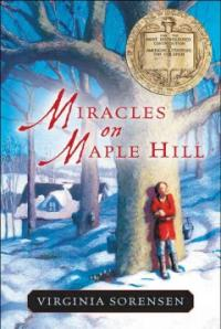 Miracles on Maple Hill 표지
