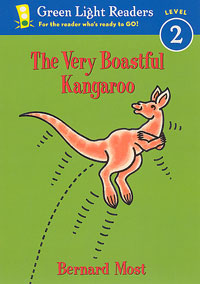 (The) Very Boastful Kangaroo