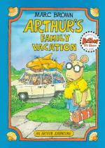 (An Arthur Adventure) Arthur's Family Vacation    표지