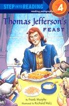 Thomas Jefferson's Feast 785 (Step Into Reading)