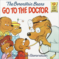 (The Berenstain Bears)Go To The Doctor 표지