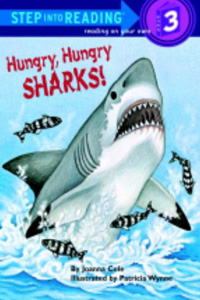 Hungry, Hungry Sharks! 표지