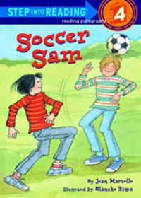 Soccer Sam   표지