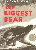(The)Biggest bear 표지