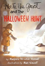 Nate the great and the halloween hunt   표지