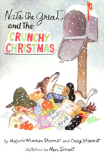 Nate The Great and The Crunch Christmas   표지