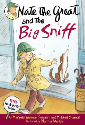 Nate The Great and The Big Sniff   표지