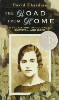 (The) road from home [영어도서]  : the story of an Armenian girl 표지