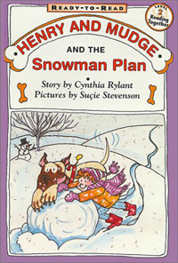 Henry and Mudge : and the Snowman Plan   표지
