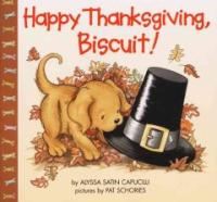 Happy Thanksgiving, Biscuit! 표지