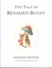 (The) tale of benjamin bunny 표지