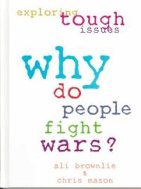 Why do people fight wars? 표지