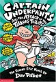 Captain Underpants and the Attack of the Talking Toilets 표지