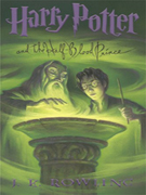 Harry Potter and the Half-Blood Prince (미국판 양장본)