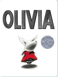 Olivia  : [영어도서] 표지