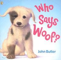 Who Says Woof? 표지