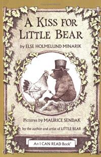 (A) Kiss for Little Bear 표지