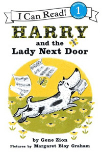 Harry and the lady next door 표지