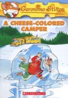 A Cheese-Colored Camper (Geronimo Stilton 16)
