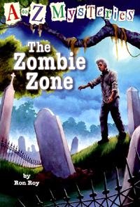 (The) zombie zone 표지