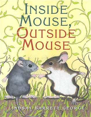 Inside Mouse, Outside Mouse 표지