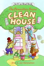 (The Berenstain bears) Clean house