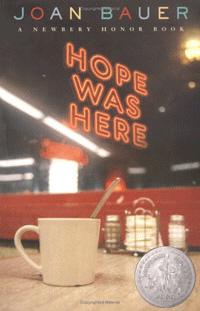 Hope was here 표지