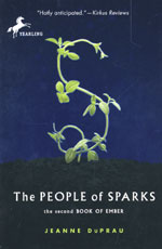 (The)City of ember. 2, (The)People of sparks 표지