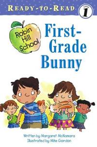 First-Grade Bunny 표지