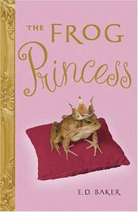 (The) frog princess 표지