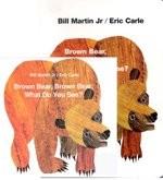 Brown bear,brown bear, what do you see? 표지