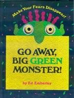 Go Away Big Green Monster! 표지