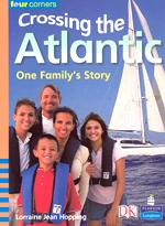 Crossing the Atlantic : [Fluent Stage] 표지