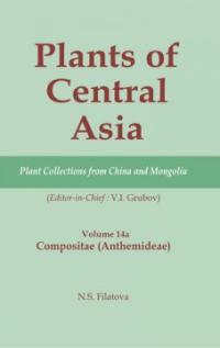 Plants of Central Asia : plant collections from China and Mongolia. v. 14a,Compositae (Anthemideae)
