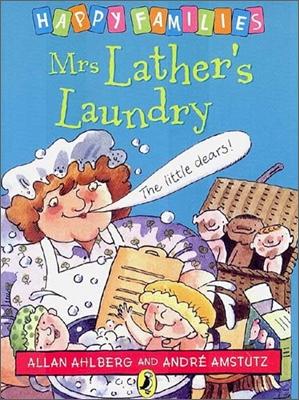 (Happy families)Mrs Lathers laundry.16    표지