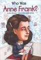 (Who was)Anne Frank? 표지