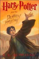 Harry Potter and the Deathly Hallows : Book 7 (미국판/ Hardcover)