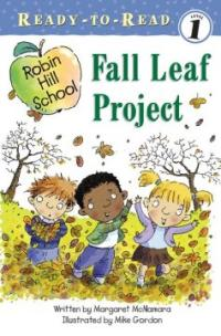 Fall leaf project 표지