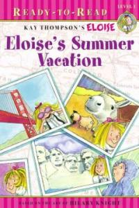 Eloise's summer vacation 표지