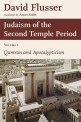 Judaism of the Second Temple Period, v.1 : Qumran and Apocalypticism