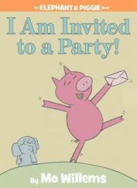 I am Invited to a Party! 표지