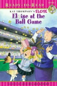 Eloise at the ball game