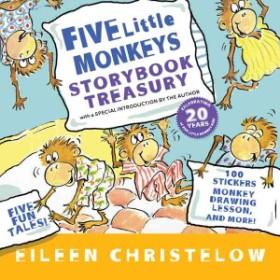 Five Little Monkeys :Storybook Treasury /