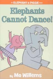 Elephants cannot dance! 표지