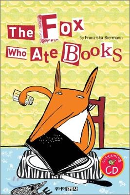 (The)Fox who ate books  표지